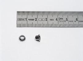 24blank Ösen D=6,7 d1=4,6mm