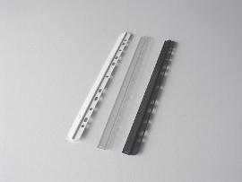 297mm weiß m. Abhfah.FH 3-4mm
