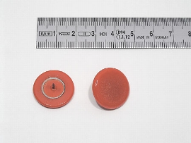 Plakatbutton rot     20 mm