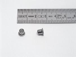 25 1/2blank Ösen D=6,6 d1=5,2m