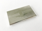 Visitenkartenbox f.90x55x5 mm