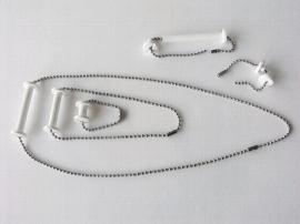 20mm durchbohrte Kunststoff-