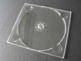 CD-Tray transparent