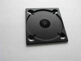 CD-Tray schwarz