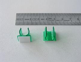 Stifthalter grün schmal, SK