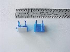 Stifthalter blau schmal, SK
