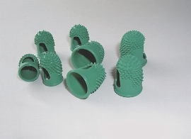 4 grün Blattwender
