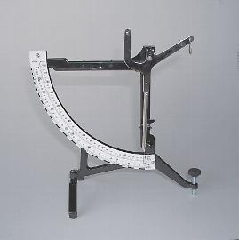 Papierwaage zur Gewichtsermitt