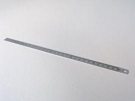 300 mm Metallmaßstab