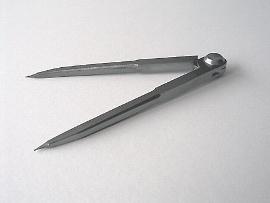 2758 Spitz - Zirkel 150mm