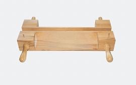 Vergolde-Klotzpresse 45 cm