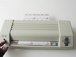 86x54mm,2x0,250mm, Scheckkart.