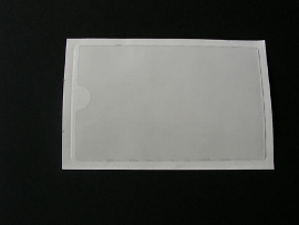 60x95mm SK Rechtecktasche