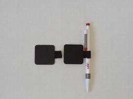Stifthalter schwarz,SK 40x40mm