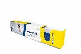 Planax Cobi Strips für Copybinder gelb