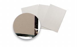 Hardcover-Graupappe302x425x2,5